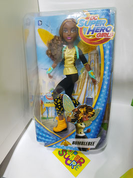 MUÑECA DC SUPER HERO GIRLS BLISTER (BUMBLEBEE)