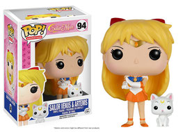 FIGURA POP! SAILOR MOON (VENUS & ARTEMIS)
