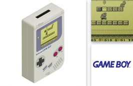HUCHA NINTENDO GAME BOY SUPER MARIO LAND 2