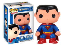FIGURA POP! SUPERMAN (DC COMICS) nº07