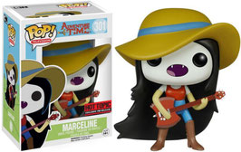 FIGURA POP! HORA DE AVENTURAS (MARCELINE & GUITAR) LIMITED EDITION