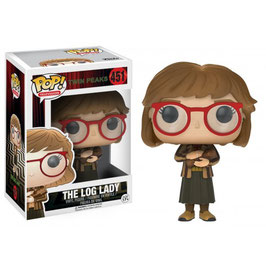 FIGURA POP! TWIN PEAKS (THE LOG LADY) nº451