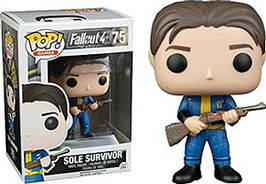 FIGURA POP! FALLOUT 4 (SOLE SURVIVOR) nº75
