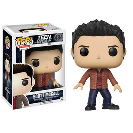 FIGURA POP! TEEN WOLF (SCOTT MCCALL) nº484