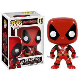 FIGURA POP! DEADPOOL nº111