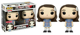 FIGURA POP! PACK 2 THE SHINING/EL RESPLANDOR (THE GRADY TWINS)