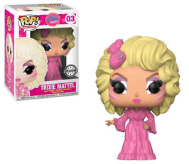 FIGURA POP! DRAG QUEENS (TRIXIE MATTEL)