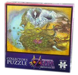 PUZZLE LEGEND OF ZELDA MAJORA'S MASK TERMINA (550 piezas)