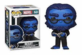 FIGURA POP! MARVEL X-MEN ( BEAST ) Nº643