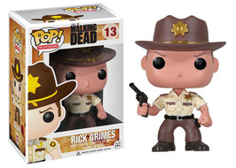 FIGURA POP! THE WALKING DEAD (RICK GRIMES/SHERIF) nº13