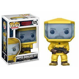 FIGURA POP! STRANGER THING (HOPPER BIOHAZARD SUIT)