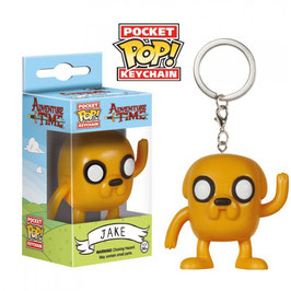 LLAVERO POCKET POP! HORA DE AVENTURAS (JAKE)