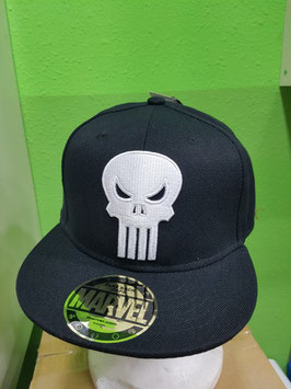 GORRA PUNISHER LOGO BÉISBOL