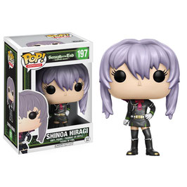 FIGURA POP! SERAPH OF THE END (SHINOA HIRAGI) nº197