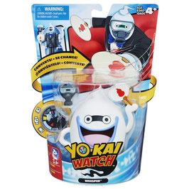 YO-KAI WATCH WHISPER TRANSFORMABLE