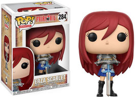 FIGURA POP! FAIRY TAIL (ERZA SCARLET)