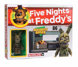 FIVE NIGHTS AT FREDDY'S KIT CONSTRUCCION SMALL WAVE (12034)