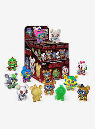Mystery Minis Five Nights at Freddy's Security Search
