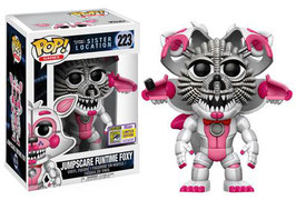 FIGURA POP! FIVE NIGHTS AT FREDDY'S (JUMPSCARE FUNTIME FOXY) CCSD 2017
