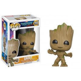 FIGURA POP! GUARDIANES DE LA GALAXIA VOL.2 (YOUNG GROOT) nº202