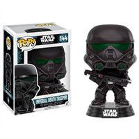 FIGURA POP! STAR WARS ROGUE ONE (IMPERIAL DEATH TROOPER)