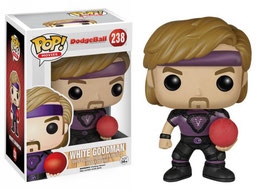 FIGURA POP! DODGEBALL (WHITE GOODMAN) nº238