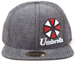 GORRA RESIDENT EVIL SNAP BACK UMBRELLA LOGO