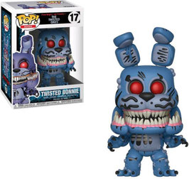 FIGURA POP! FIVE NIGHTS AT FREDDY (TWISTED BONNIE)