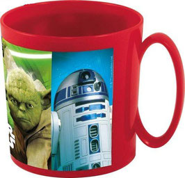TAZA ROJA STAR WARS