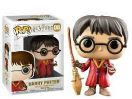 FIGURA POP! HARRY POTTER (HARRY POTTER QUIDDITCH) nº08