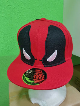 GORRA DEADPOOL EYES BÉISBOL