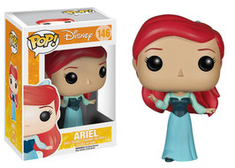 FIGURA POP! LA SIRENITA (ARIEL IN BLUE DRESS) nº146