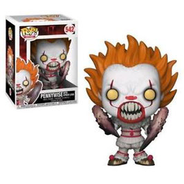 FIGURA POP! IT (PENNYWISE WITH SPIDER LEGS)