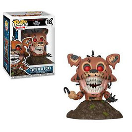 FIGURA POP! FIVE NIGHTS AT FREDDY (TWISTED FOXY)