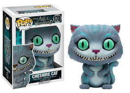 FIGURA POP! ALICE IN WONDERLAND (CHESHIRE CAT) nº178