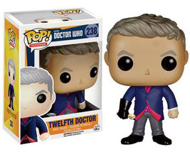 FIGURA POP! DOCTOR WHO (TWELFTH DOCTOR) nº238