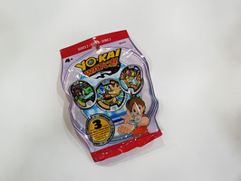 YO-KAI WATCH SOBRE MEDALLAS SERIE 2