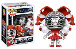 FIGURA POP! FIVE NIGHTS AT FREDDY (JUMPSCARE BABY SDCC 2017)