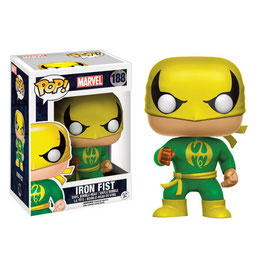 FIGURA POP! MARVEL COMICS (IRON FIST)