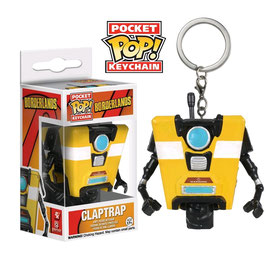LLAVERO POCKET POP! BORDERLANDS (CLAPTRAP)