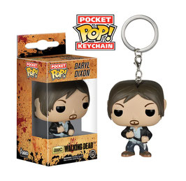 LLAVERO POCKET POP! THE WALKING DEAD (DARYL DIXON)