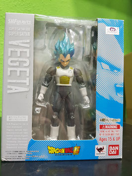 SHFIGUARTS DRAGON BALL Z (SUPER SAIYAN GOD VEGETA)
