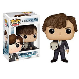 FIGURA POP! SHERLOCK (SHERLOCK WITH SKULL)