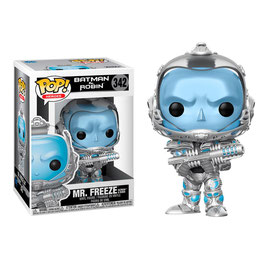 FIGURA POP! BATMAN & ROBIN ( MR FREEZE) Nº342