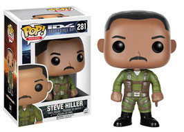 FIGURA POP!  INDEPENDENCE DAY (STEVE HILLER) nº281