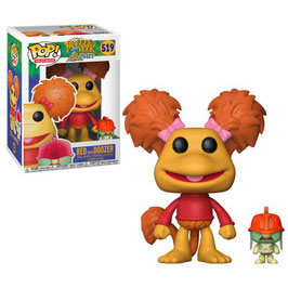 FIGURA POP! LOS FRAGUEL (RED & DOOZER) nº519