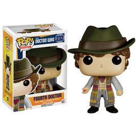 FIGURA POP! DOCTOR WHO (FOURTH DOCTOR WITH JELLY HOLDING) Nº 232