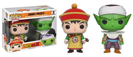 FIGURA POP! DRAGON BALL PACK 2 (GOHAN/PICCOLO)
