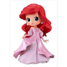 Figura Q-Posket Disney (Ariel vestido rosa) 14cm