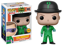 FIGURA POP! BATMAN 1966 (RIDDLER CHASE) nº183